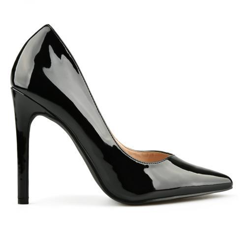 дамски елегантни обувки черни 0145029