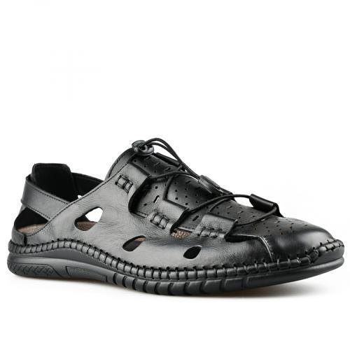 мъжки ежедневни сандали черни 0141204