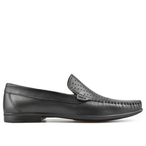 мъжки ежедневни обувки черни 0138267