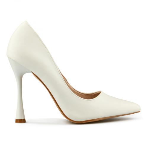 дамски елегантни обувки бели 0145026