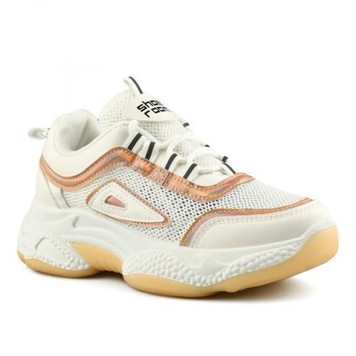 дамски ежедневни обувки бели 0141976