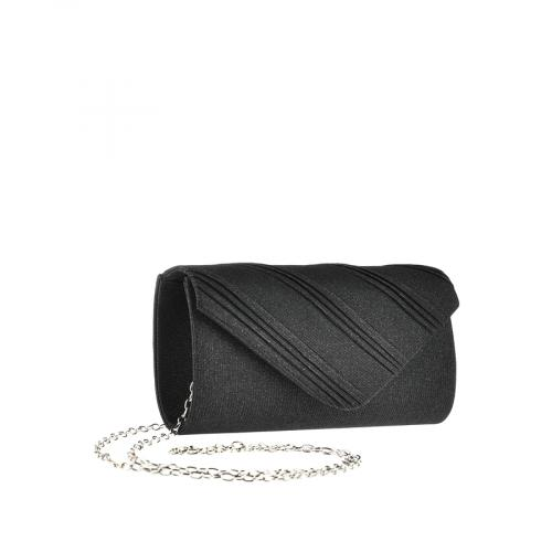 дамска елегантна чанта черна 0143784
