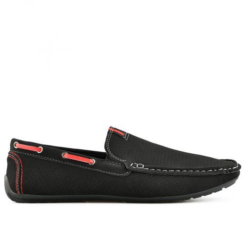 мъжки ежедневни обувки черни 0140272