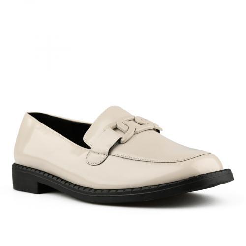 дамски ежедневни обувки бежови 0144952