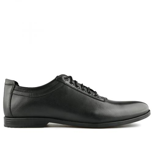 мъжки ежедневни обувки черни 0141142