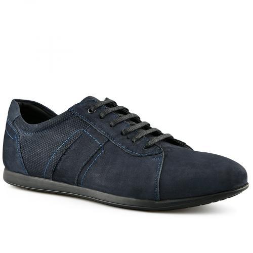 мъжки ежедневни обувки сини 0141212