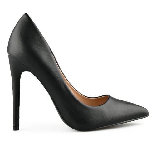 дамски елегантни обувки черни 0141047