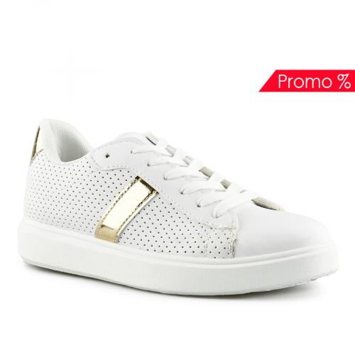 дамски ежедневни обувки бели 0141962