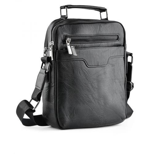 мъжка ежедневна чанта черна 0139322 0139322