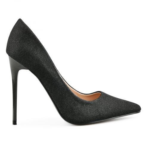 дамски елегантни обувки черни 0140462