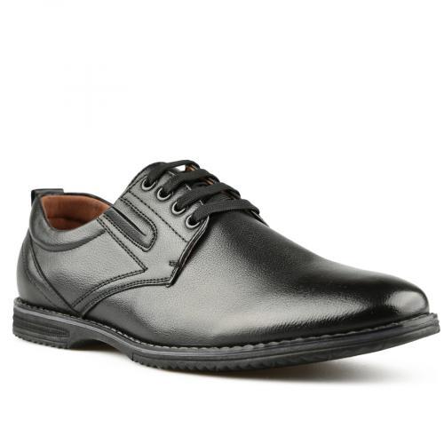 мъжки ежедневни обувки черни 0144802