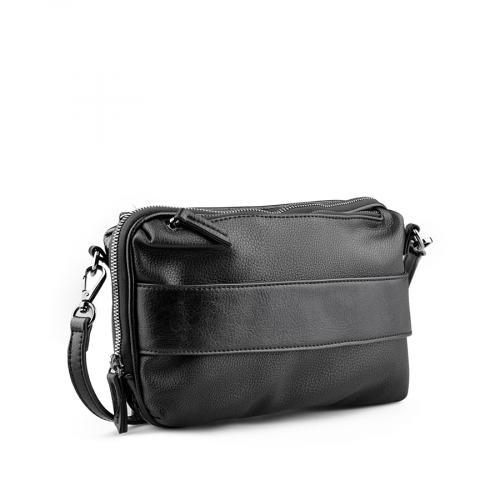 дамска ежедневна чанта черна 0139195