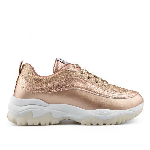 дамски ежедневни обувки златисти 0138917