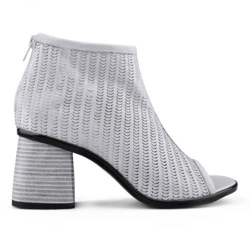 дамски ежедневни сандали бели 0134667