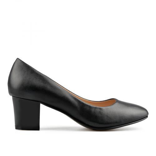 дамски елегантни обувки черни 0138138