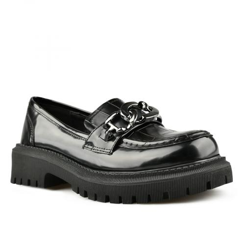 дамски ежедневни обувки черни 0144980