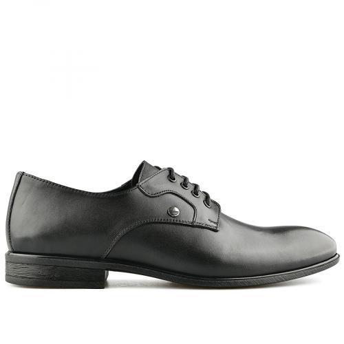 мъжки елегантни обувки черни 0141229