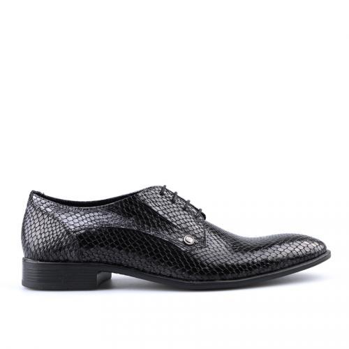 мъжки елегантни обувки черни 0124452