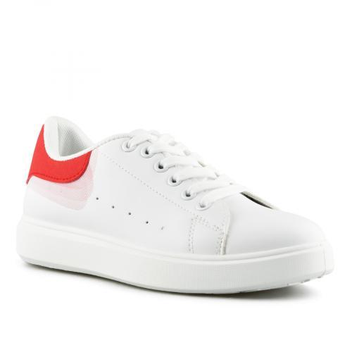 дамски ежедневни обувки бели 0140305