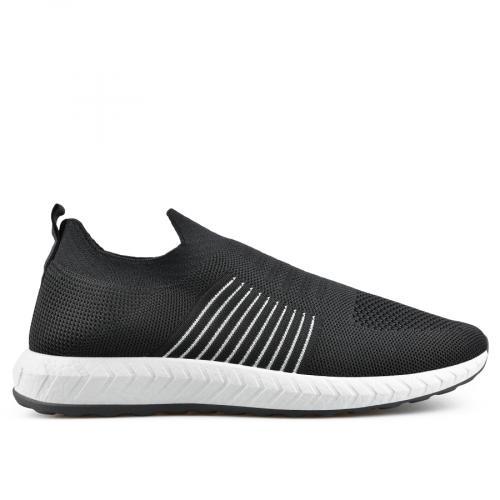 мъжки ежедневни обувки черни 0136935