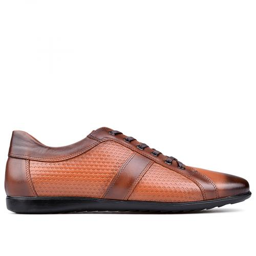 мъжки ежедневни обувки кафяви 0132023