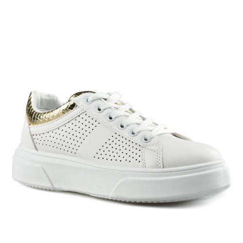 дамски ежедневни обувки бели 0142670
