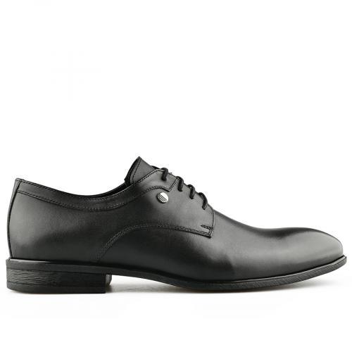мъжки елегантни обувки черни 0141197