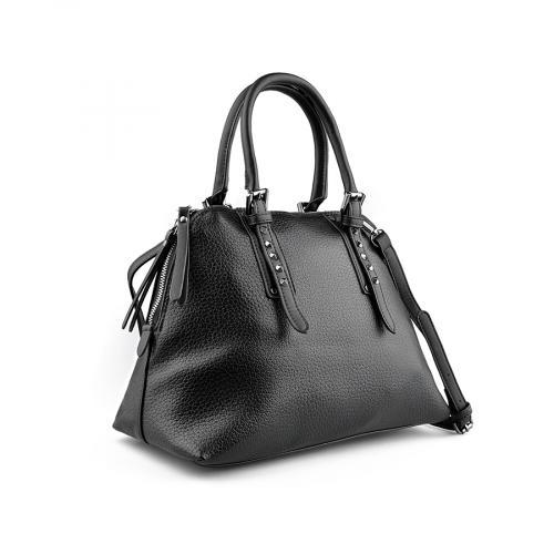 дамска ежедневна чанта черна 0139279