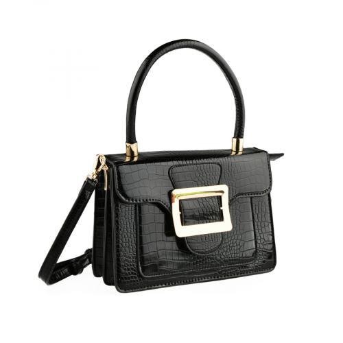 дамска ежедневна чанта черна 0139918