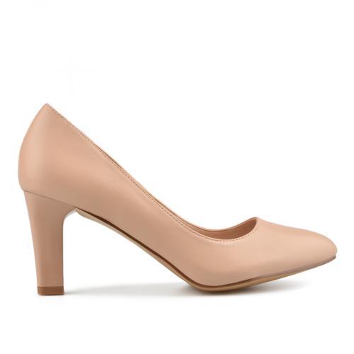 дамски елегантни обувки бежови 0138079