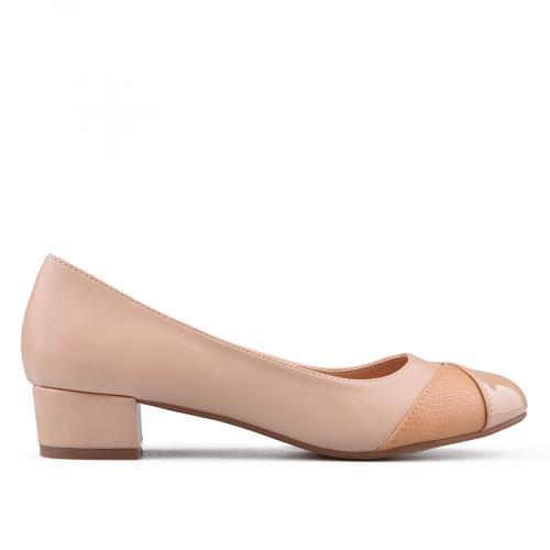 дамски ежедневни обувки бежови 0132974