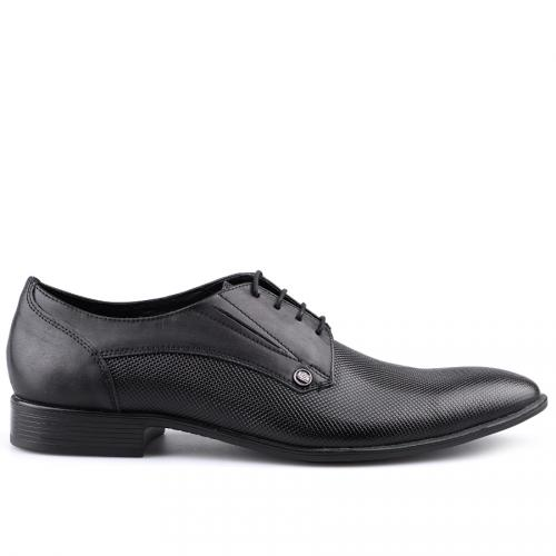 мъжки елегантни обувки черни 0124456