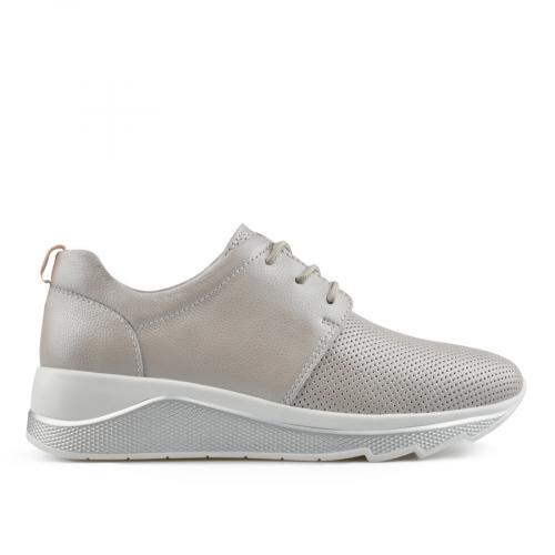 дамски ежедневни обувки сиви 0137177