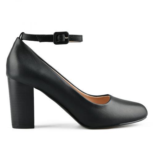 дамски елегантни обувки черни 0141640