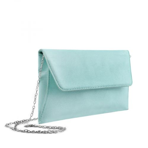 дамска  елегантна чанта зелена 0136736