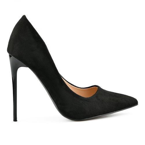 дамски елегантни обувки черни 0140472