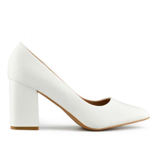 дамски елегантни обувки бели 0141051