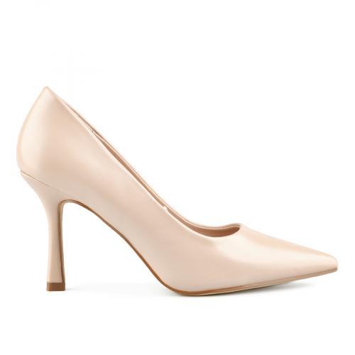 дамски елегантни обувки бежови 0143251