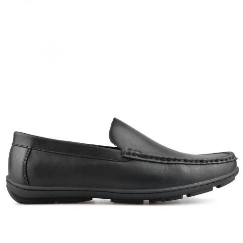 мъжки ежедневни обувки черни 0136973