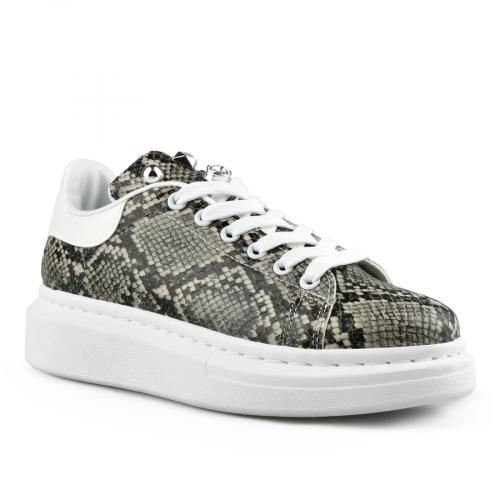 дамски ежедневни обувки бежови 0142761