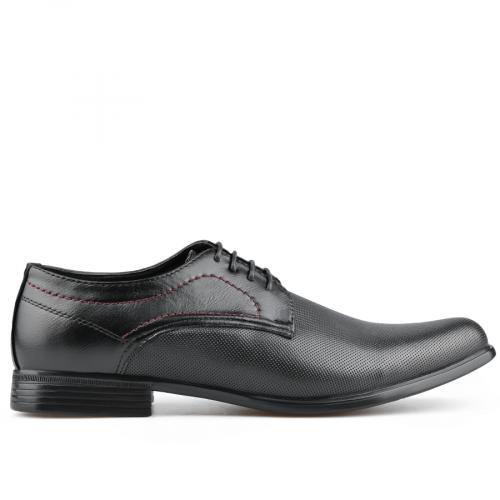 мъжки елегантни обувки черни 0136585