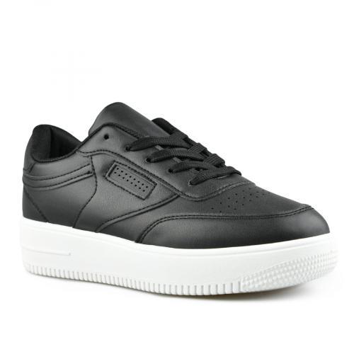 дамски ежедневни обувки черни 0142659