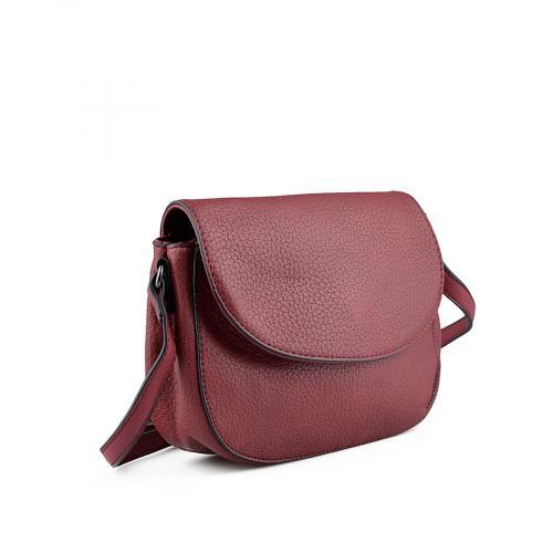 дамска ежедневна чанта червена 0138595