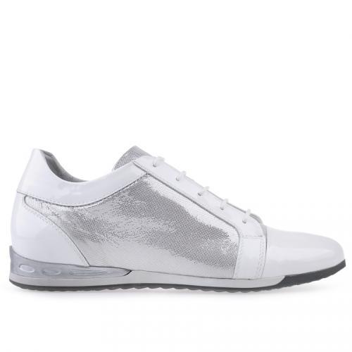 дамски спортни обувки бели 0124534