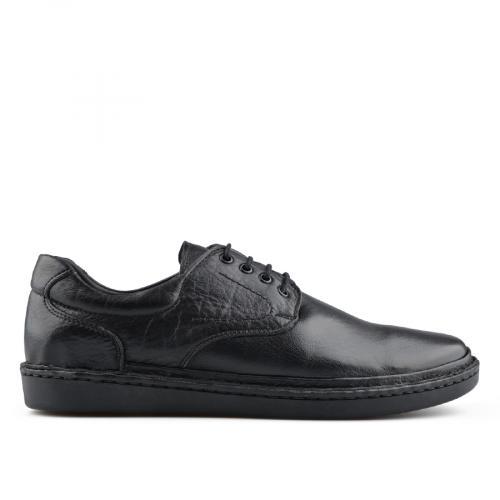 мъжки ежедневни обувки черни 0139720