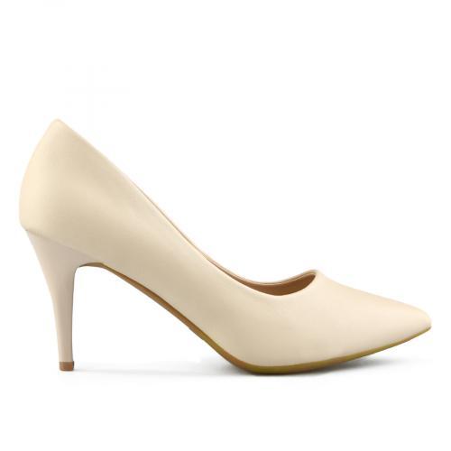 дамски елегантни обувки бежови 0144374