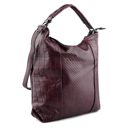 дамска ежедневна чанта червена 0138603