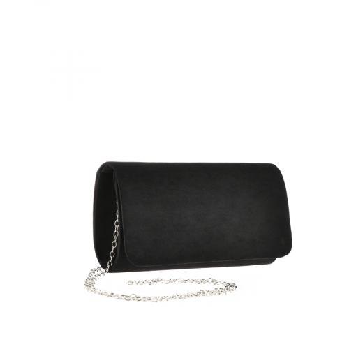 дамска елегантна чанта черна 0143756