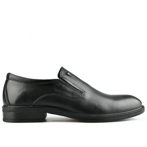 мъжки елегантни обувки черни 0142132