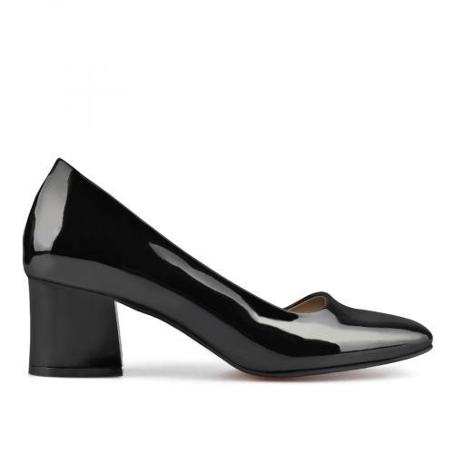 дамски елегантни обувки черни 0138415